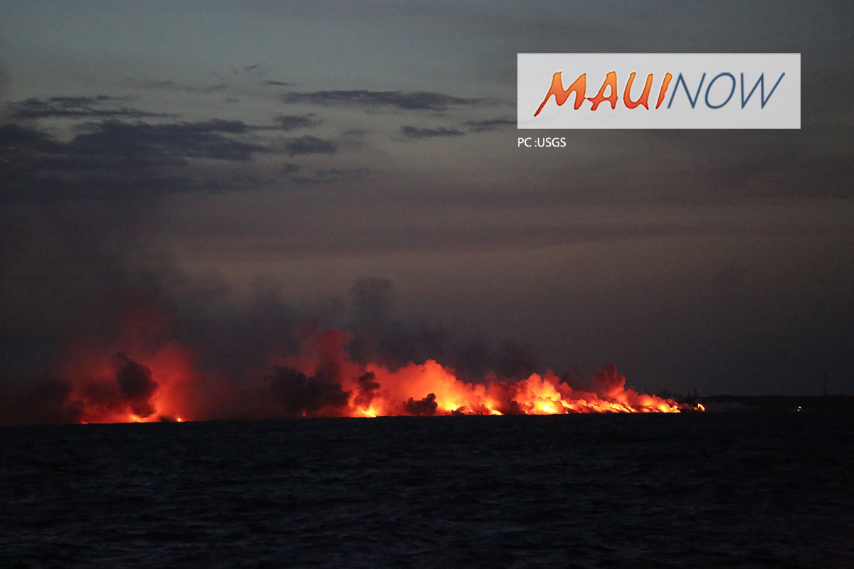 HVO: Kīlauea Under Sea Impacts Explored