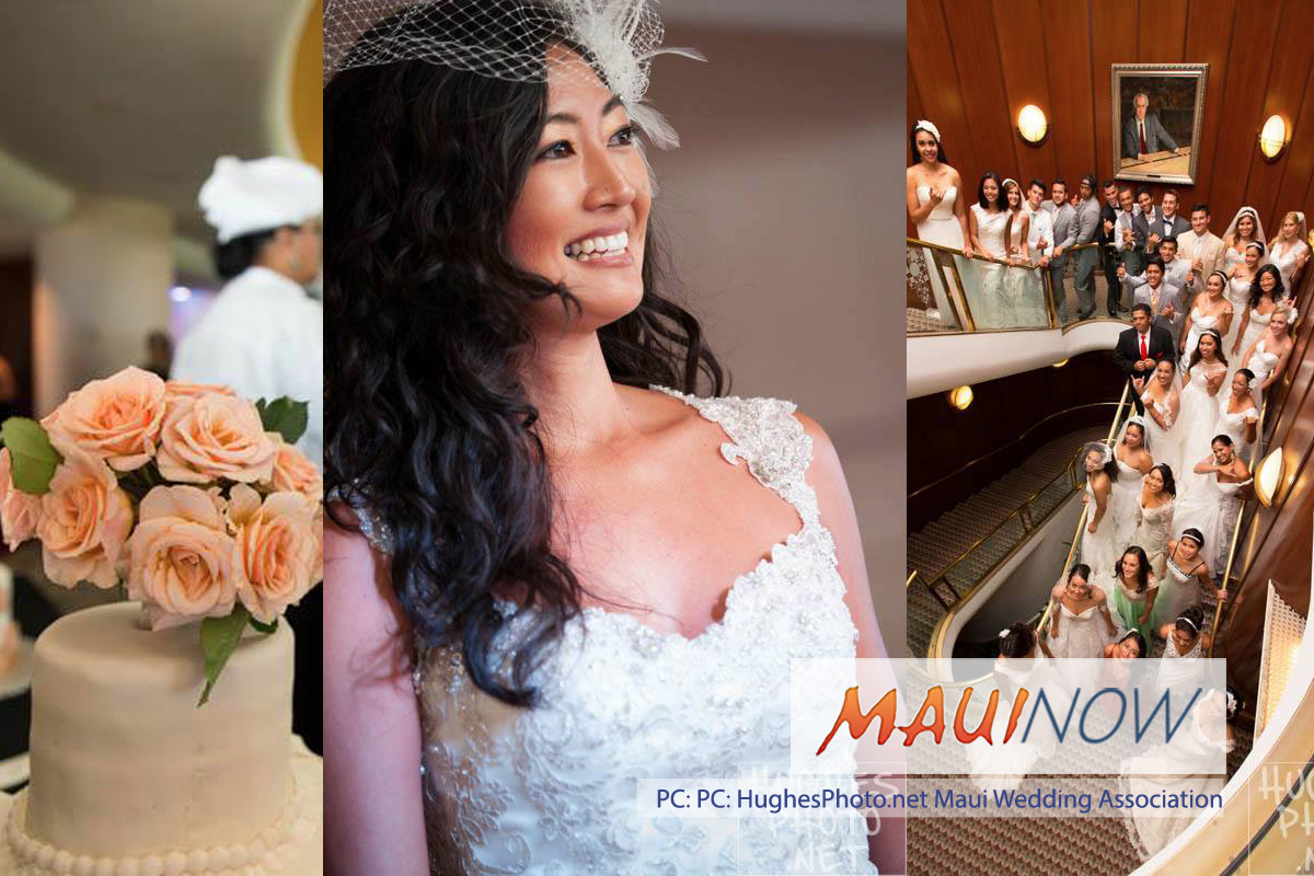 23rd Annual Maui Wedding Expo, Sept. 1