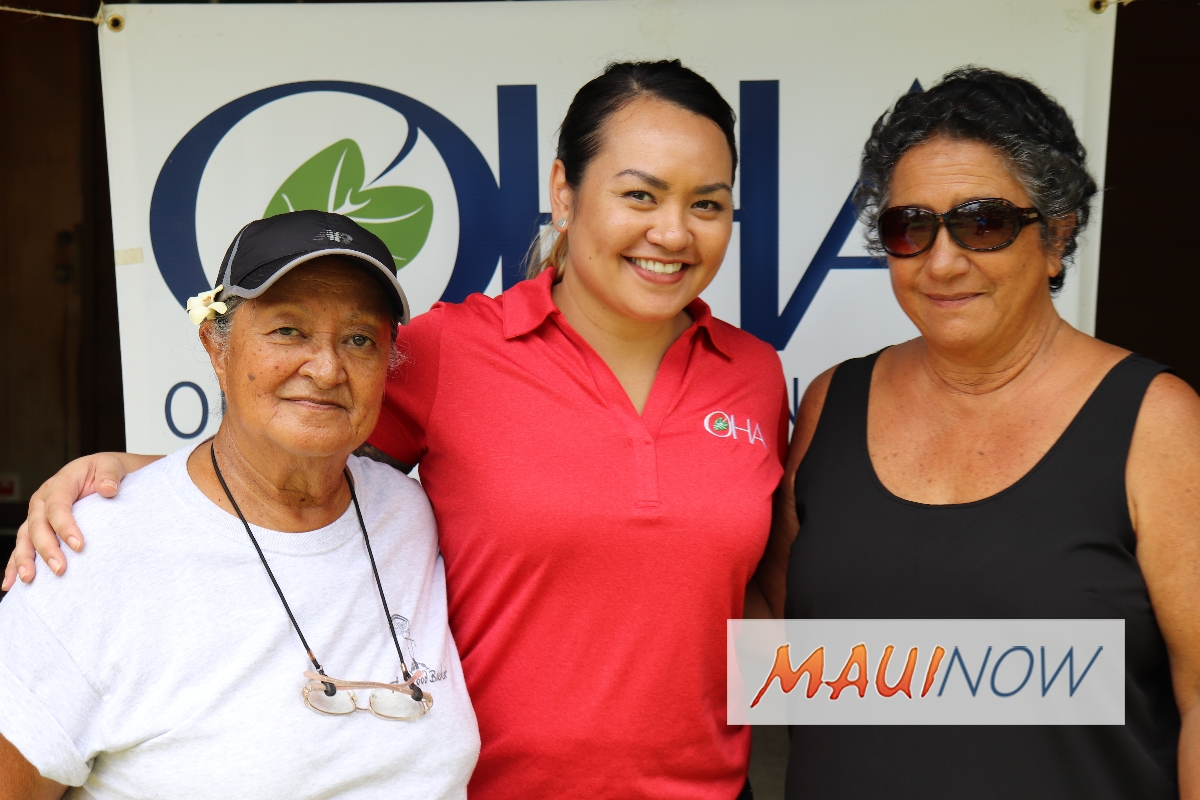 OHA Emergency Funds Distributed to Lava Flow Victims