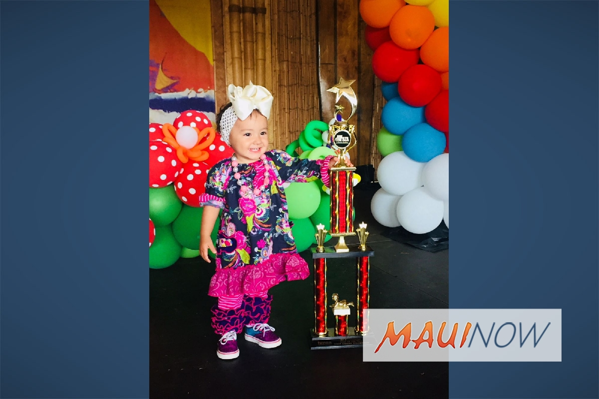 Baby of the Year Contest Seeking Entries for 96th Maui Fair