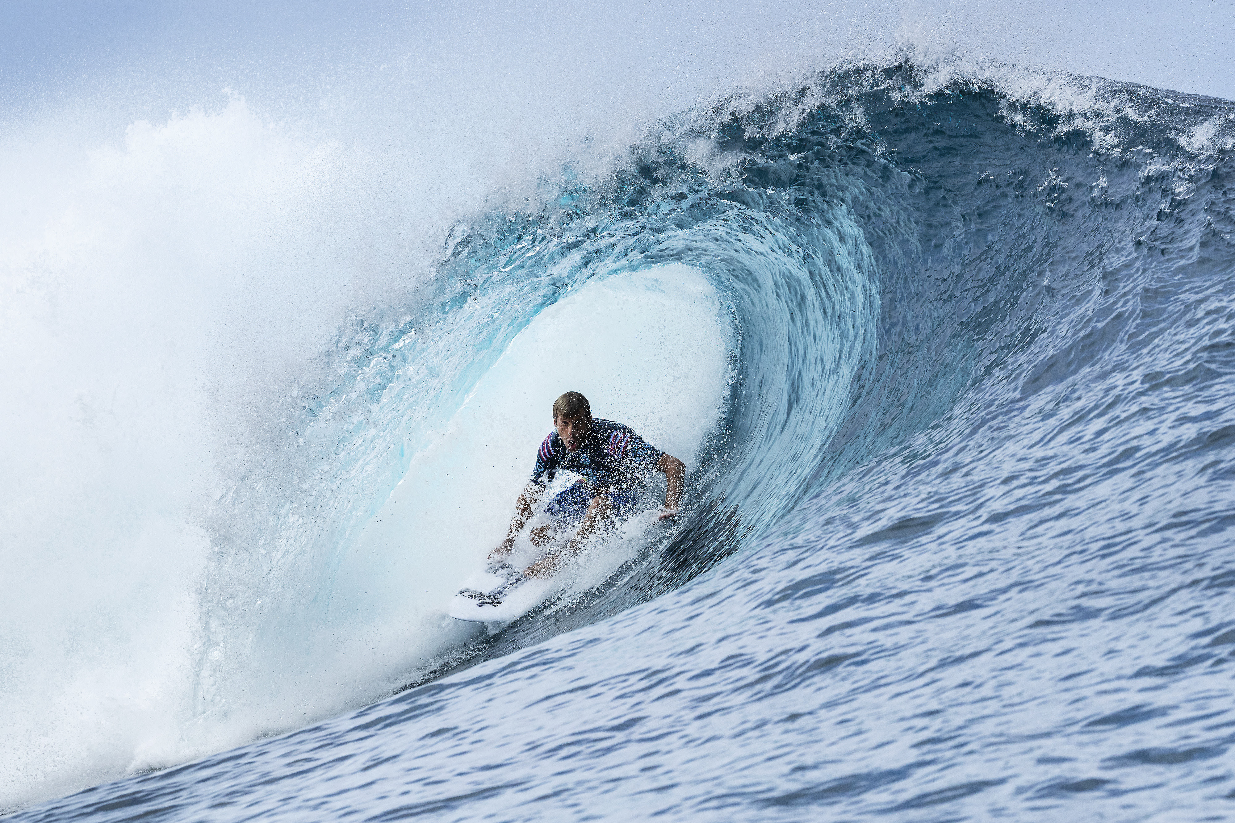 Tahiti Pro Competition Back ON for Round 2