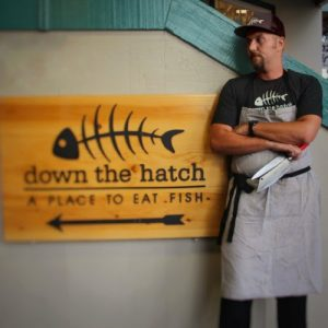 Down the Hatch Names New Leader in the Kitchen