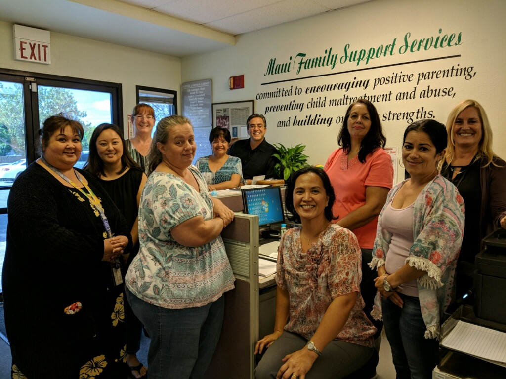 Maui Family Support Services Receives OHA Grant
