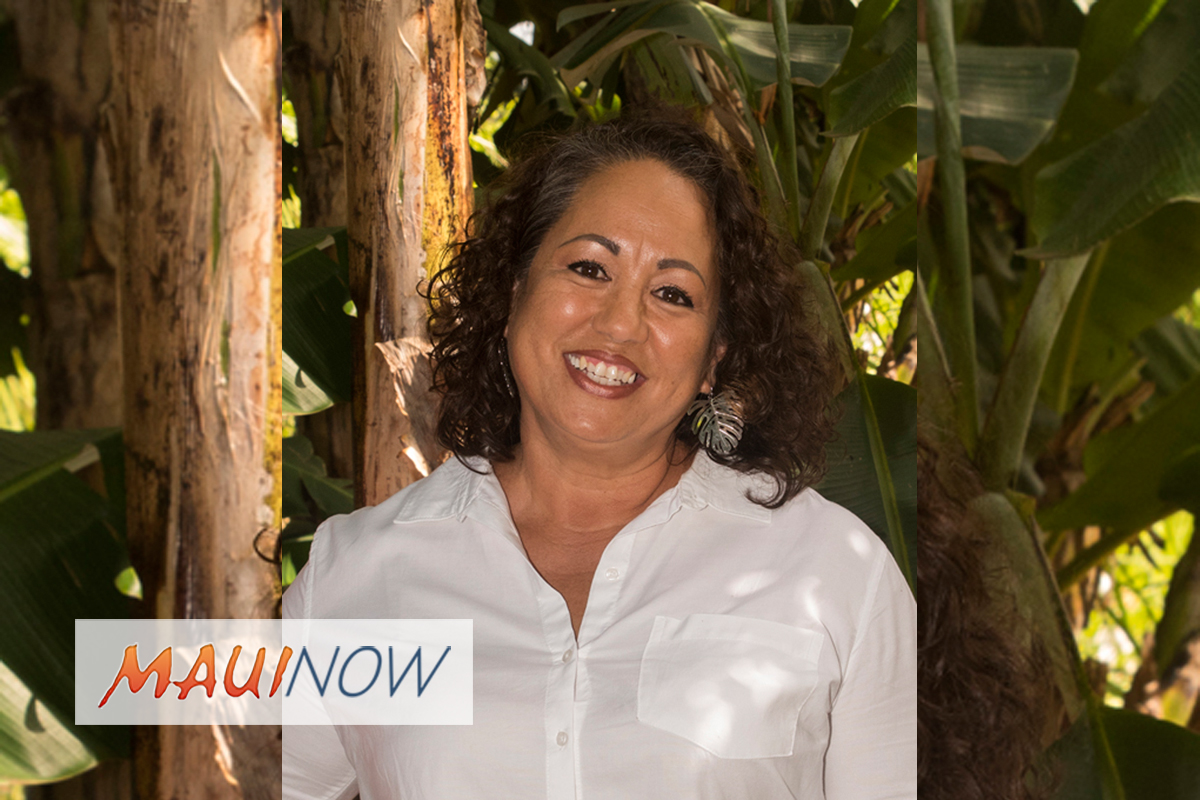 Moniz is New Executive Director at The Maui Farm