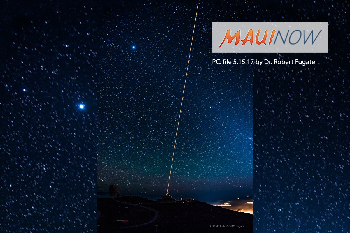 Call for Commercial Guided Astronomy and Hiking Tours at Haleakalā
