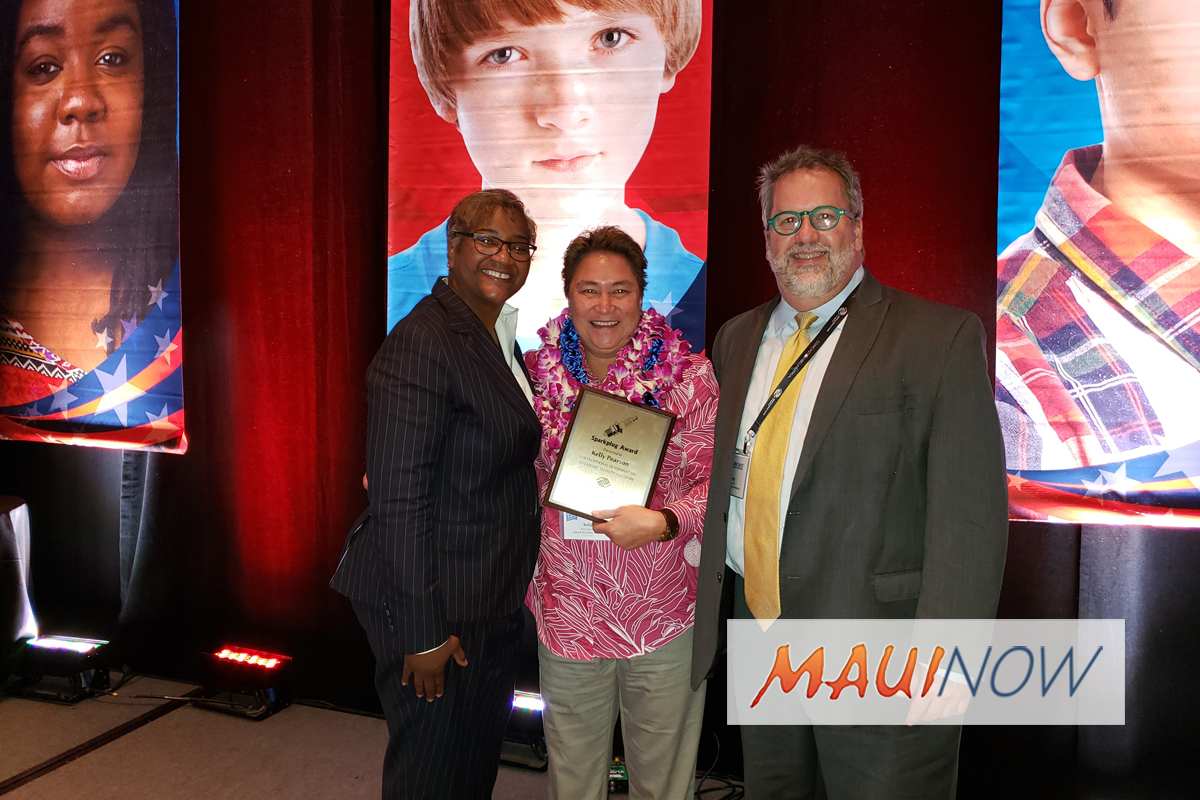 Boys & Girls Clubs of Maui Honored at Regional Conference
