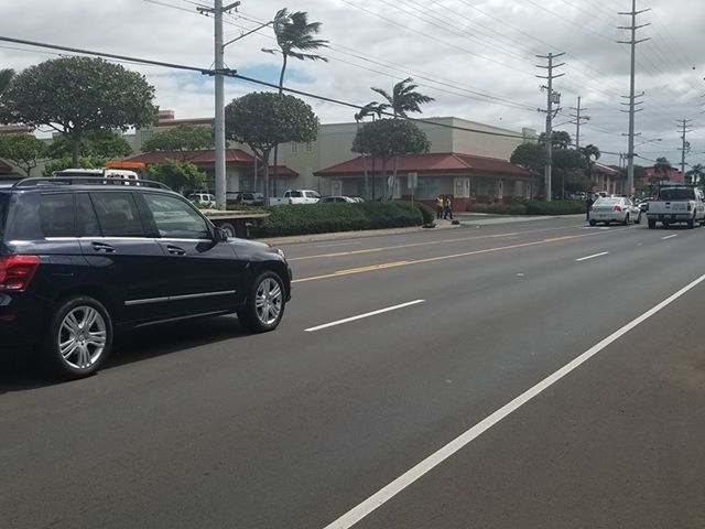 Pedestrian Dies, Struck by Flatbed in Kahului, Maui