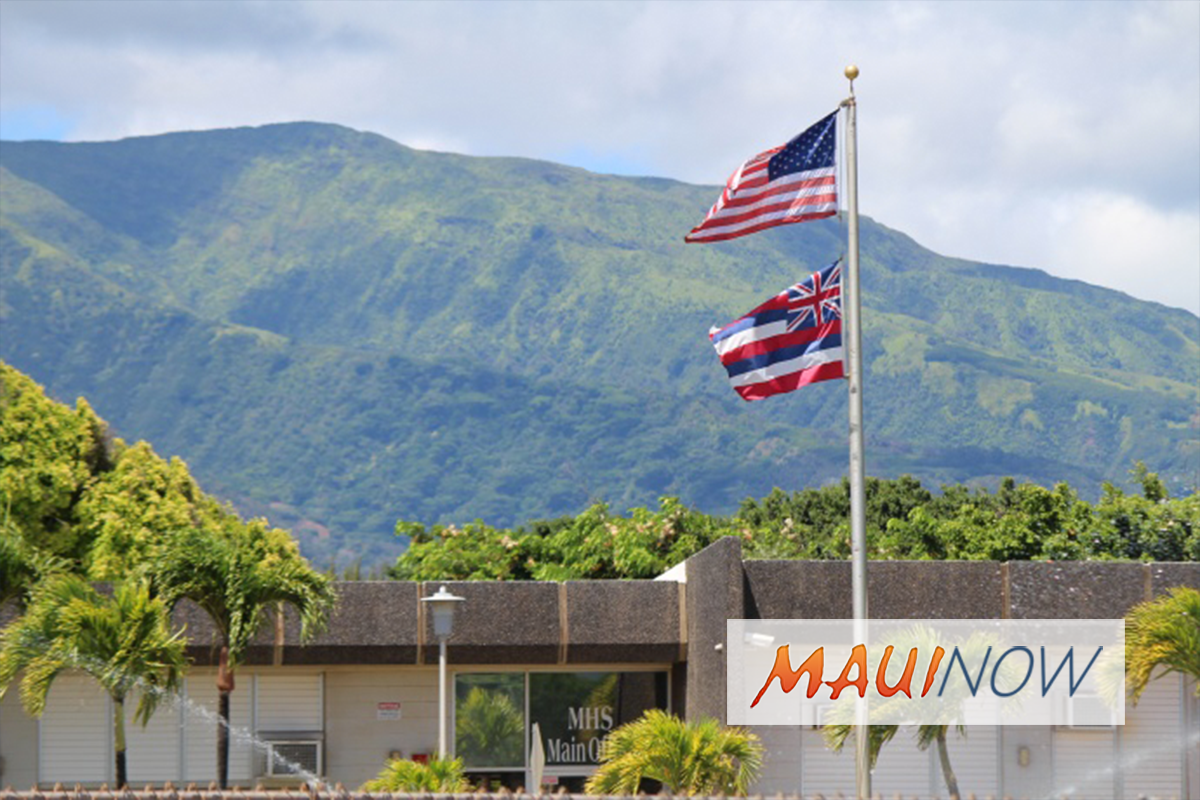 Maui High School to Host Community Event