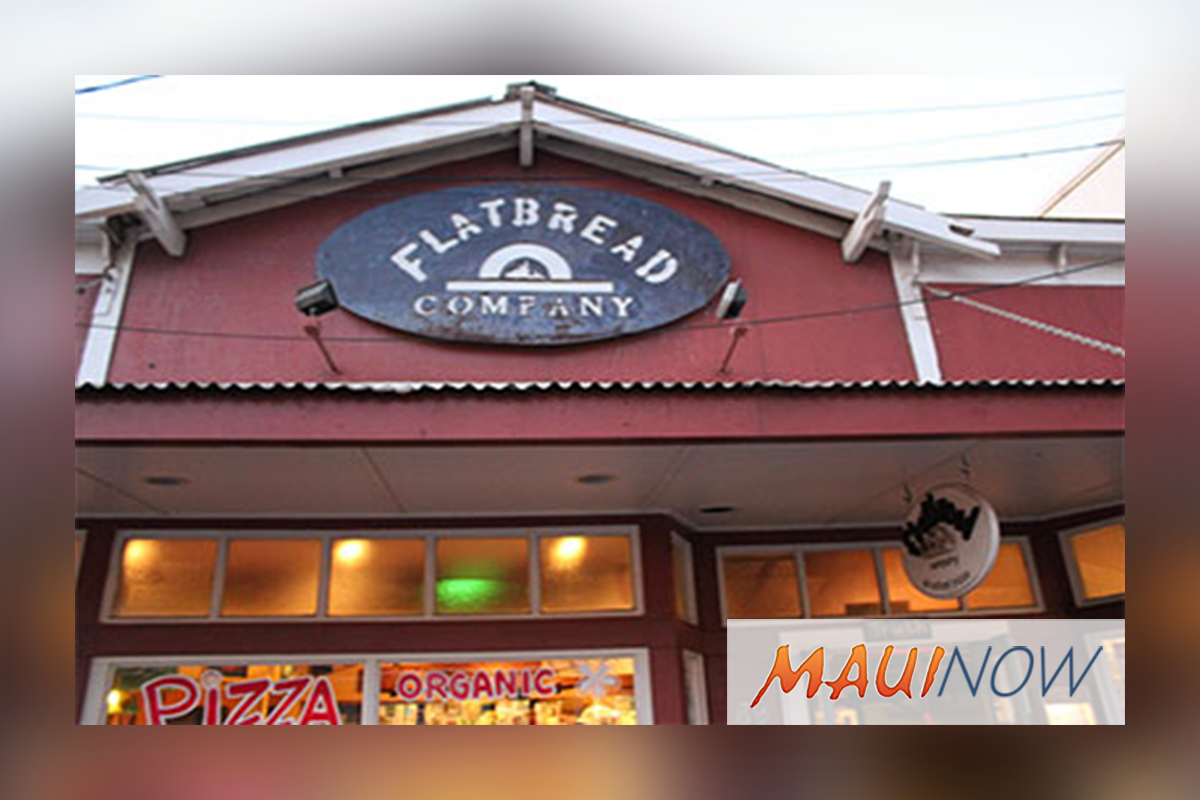Flatbread to Host Maui AIDS Foundation Fundraiser