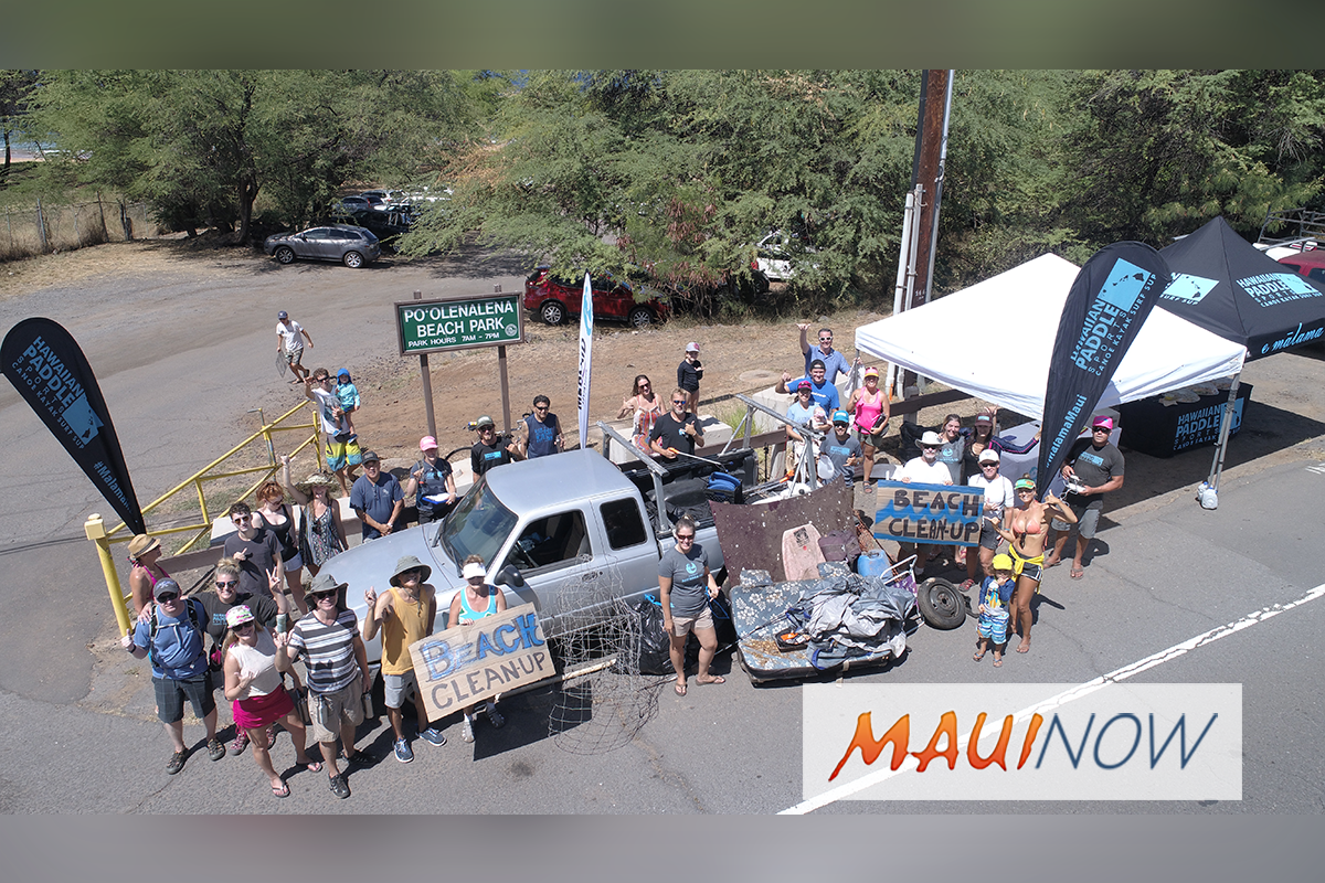Volunteers Needed for Kīhei Beach Cleanup