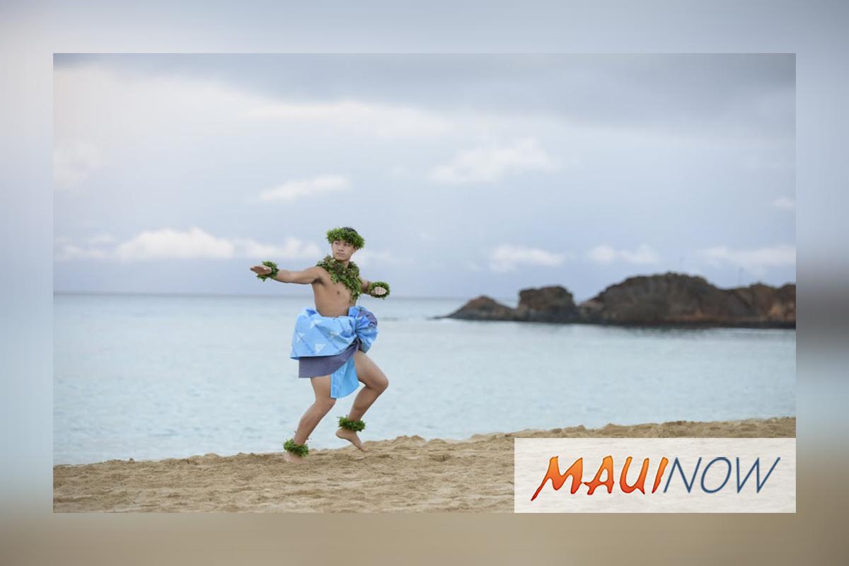 Kā'anapali Beach Hotel to Host 2018 Hula O Nā Keiki Competition