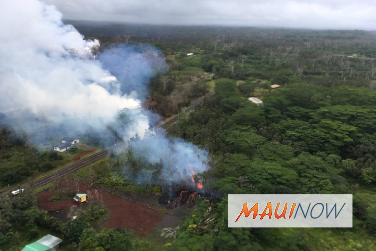 Deadline for Kīlauea Recovery Aid Approaching