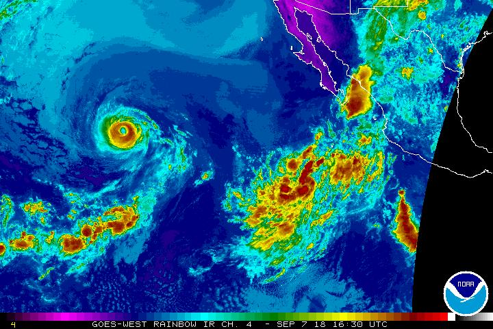 Another hurricane is barreling toward Hawaii