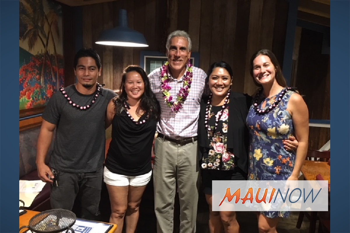 First West Maui Core Four Business Class Graduates