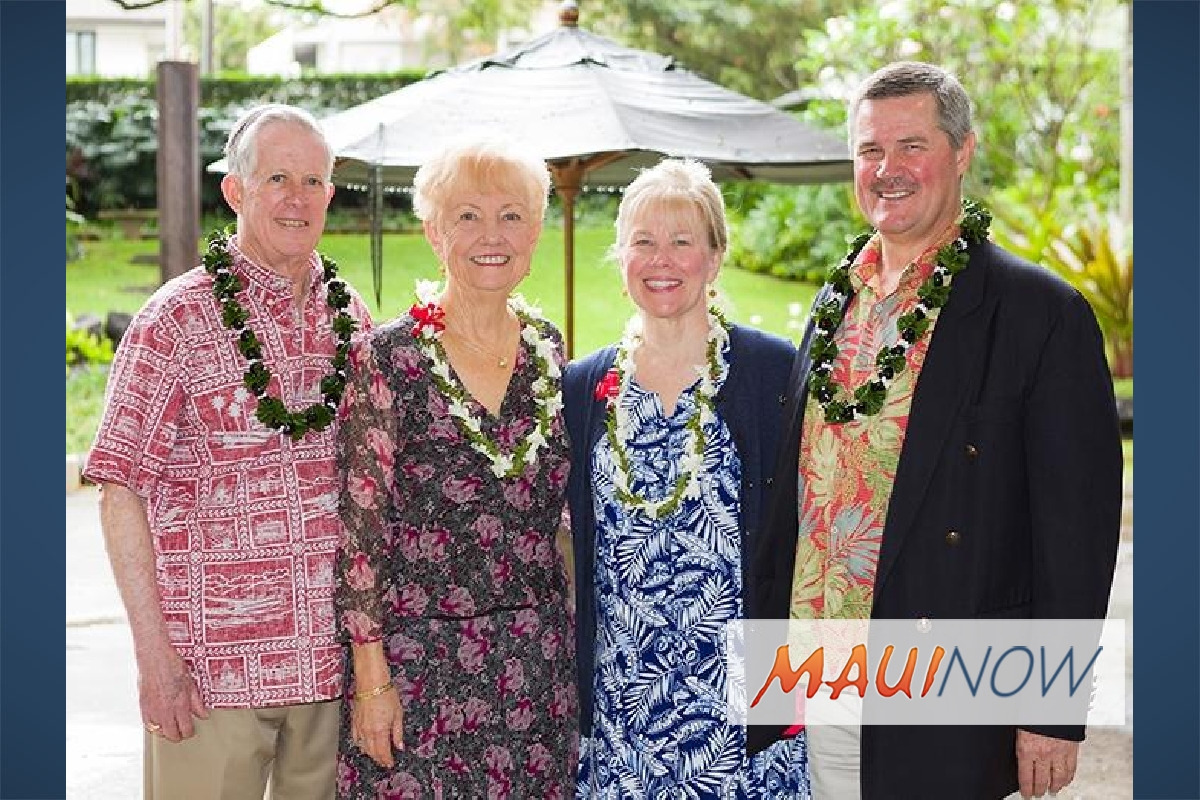 UH Alumnus Establishes $100,000 Endowment