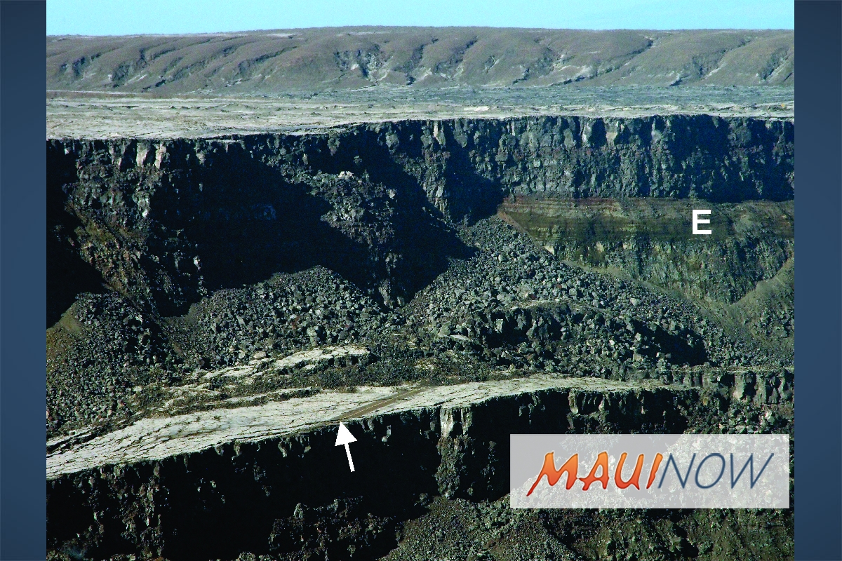 Will the Limited Collapse of Kīlauea Caldera Eventually Widen?