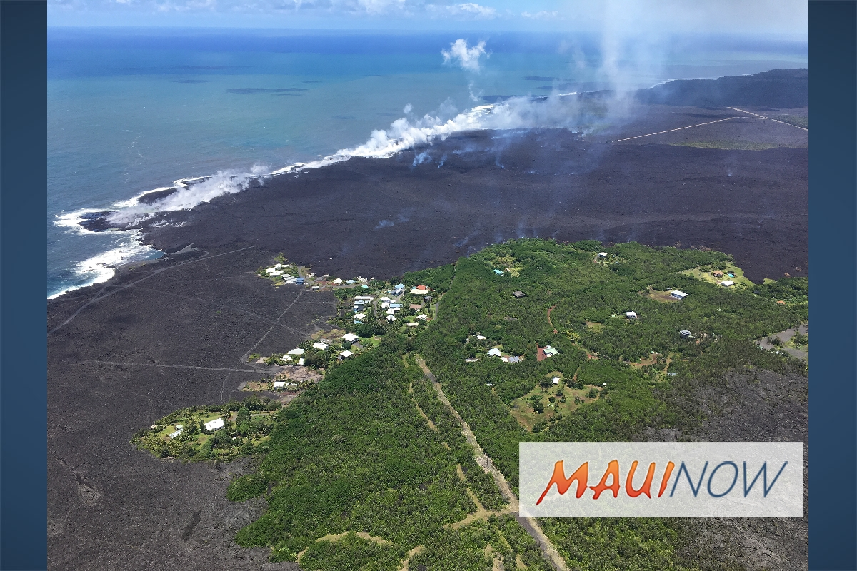 Scientists Share Lessons from Kīlauea at Conference