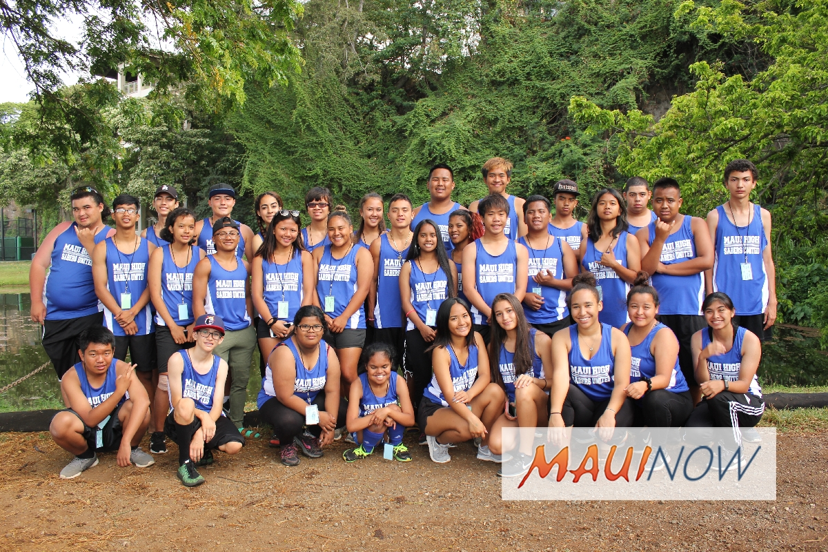 Maui High Receives National Recognition from Special Olympics