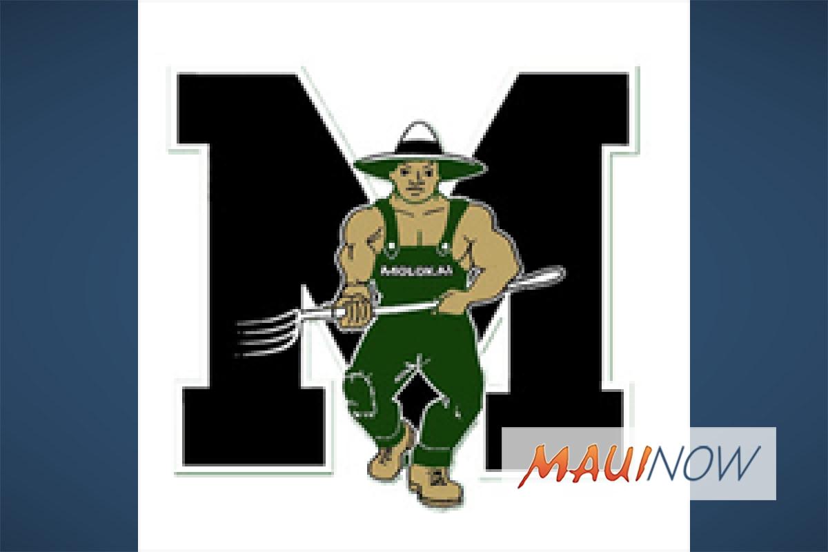 Moloka'i High School Wins Grant from Riddell