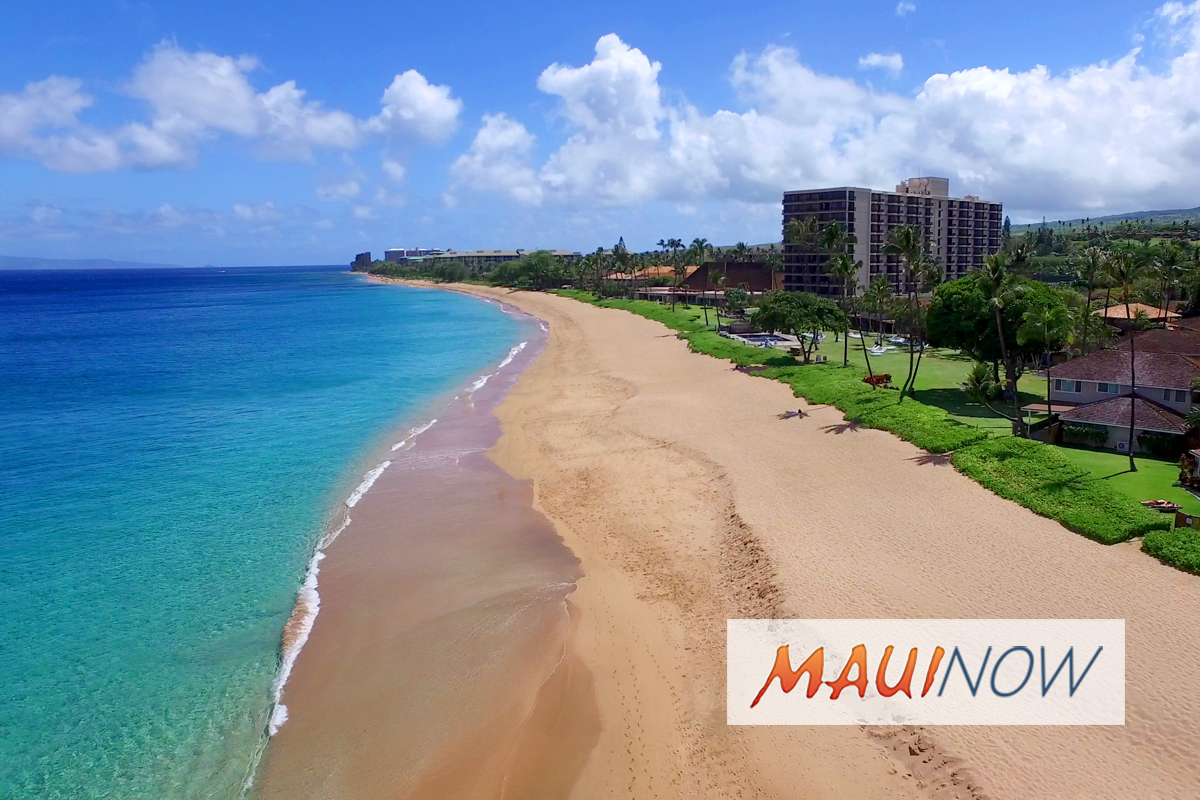 Visitor Spending, Arrivals on Maui up in 2019, Report Finds