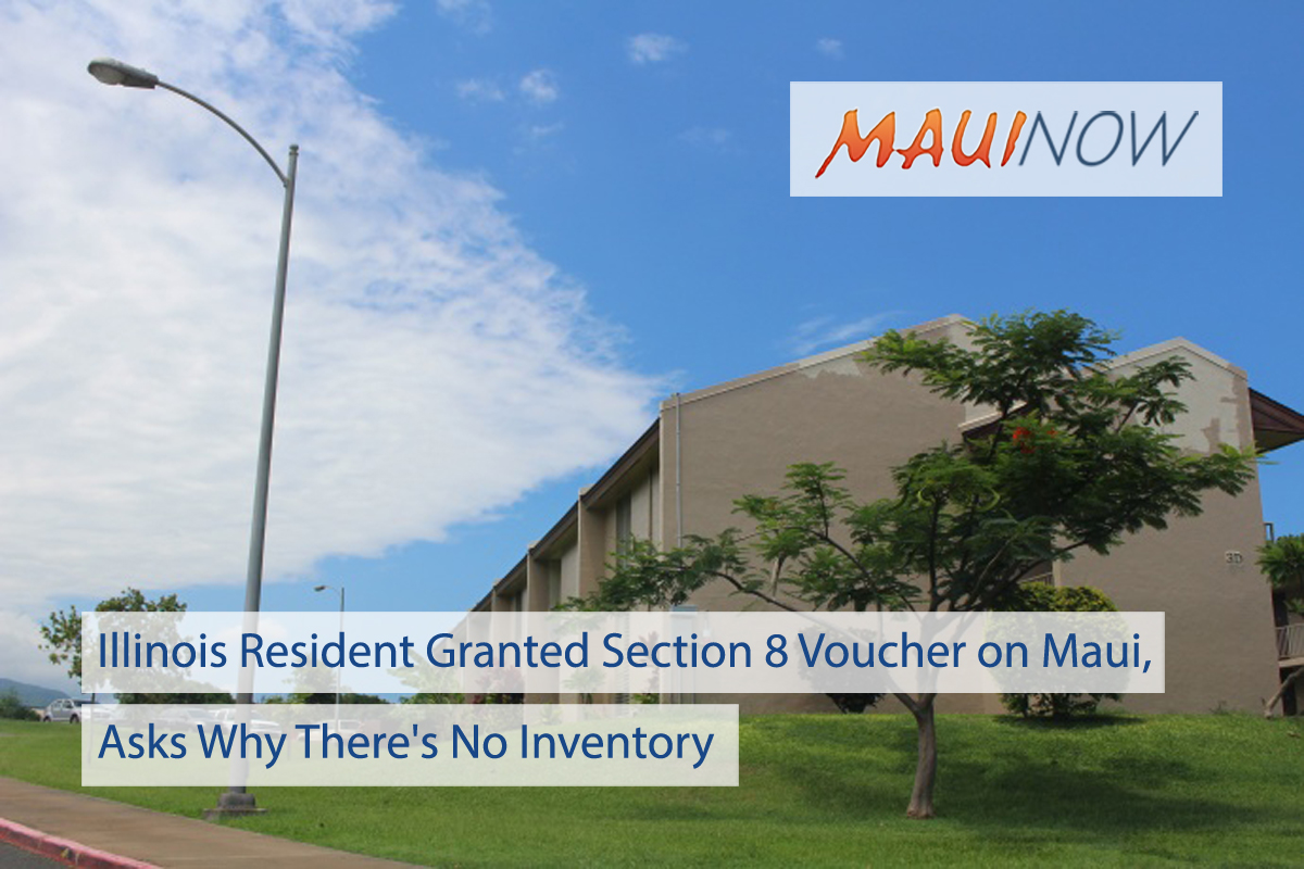 Ask the Mayor: Illinois Resident Granted Section 8 Voucher on Maui, Asks Why There's No Inventory
