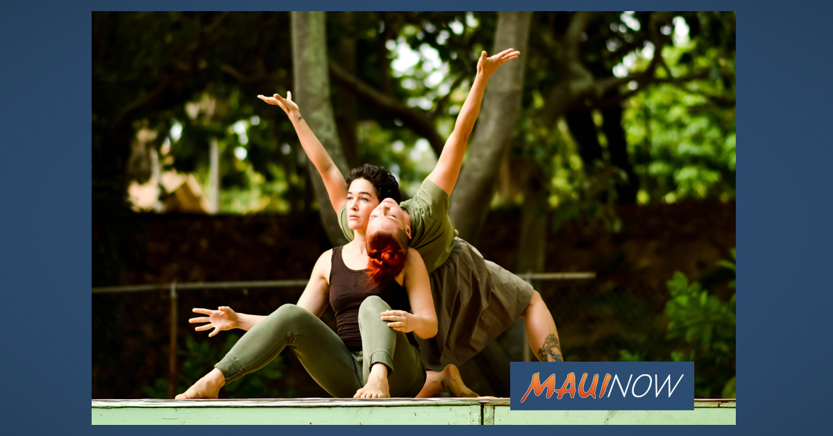 Dance Maui Performance Festival at the MACC, Nov. 10