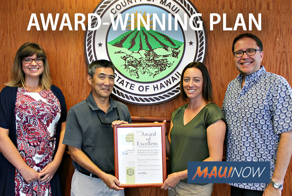 Wailuku Redevelopment Community Outreach Earns Statewide Honor