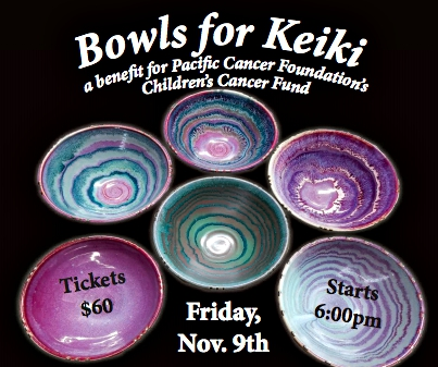 Bowls for Keiki Event to Raise Funds for Cancer Program