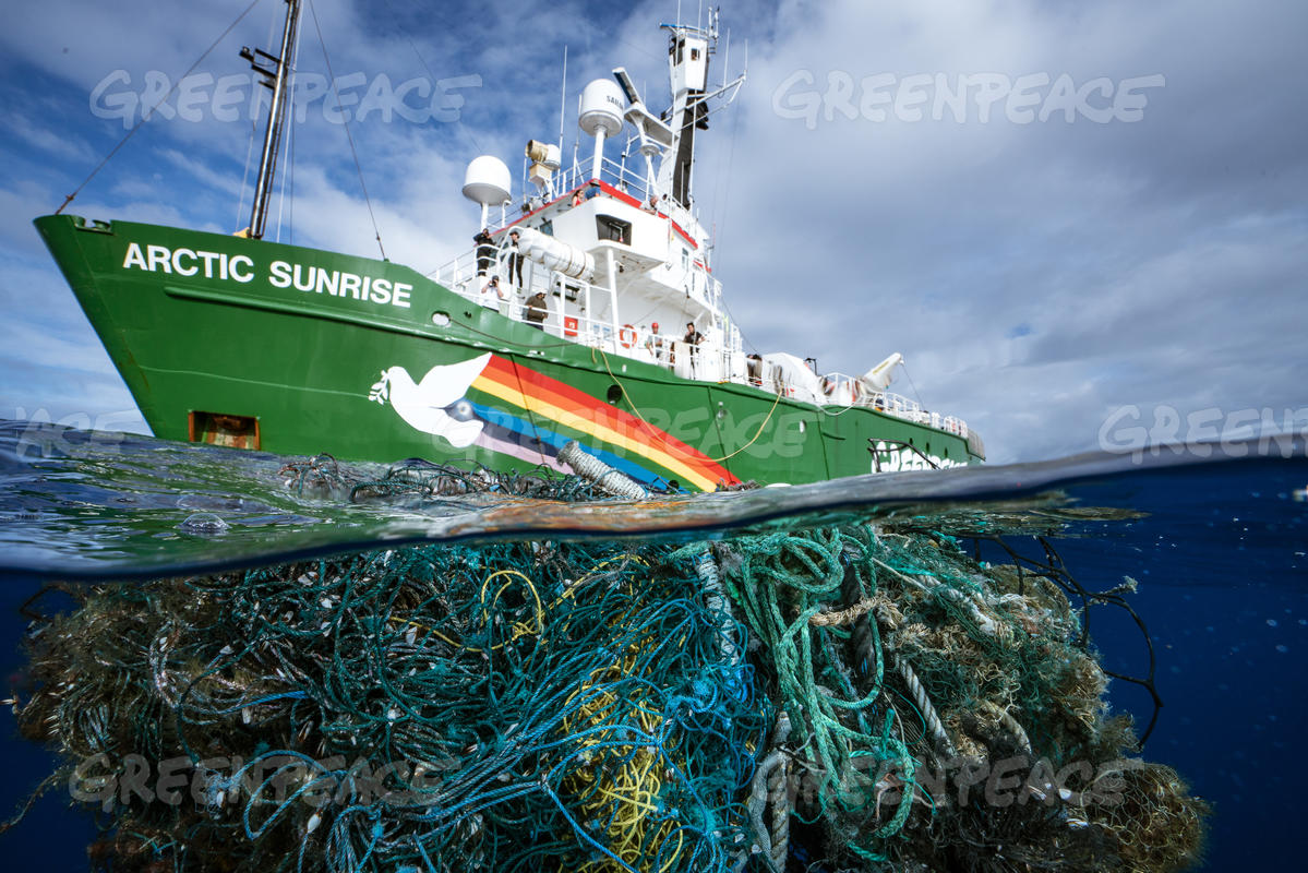 Great Pacific Garbage Patch Expedition Reveals 'Plastic Soup'