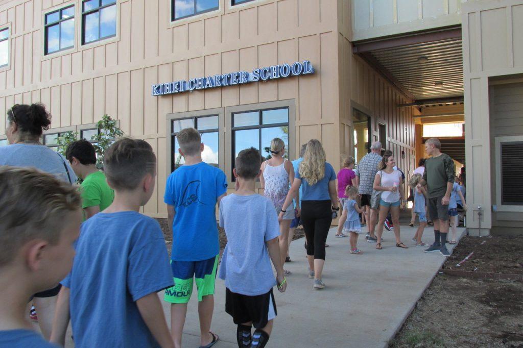 Maui Now : Kīhei Charter School Opens in Permanent Location