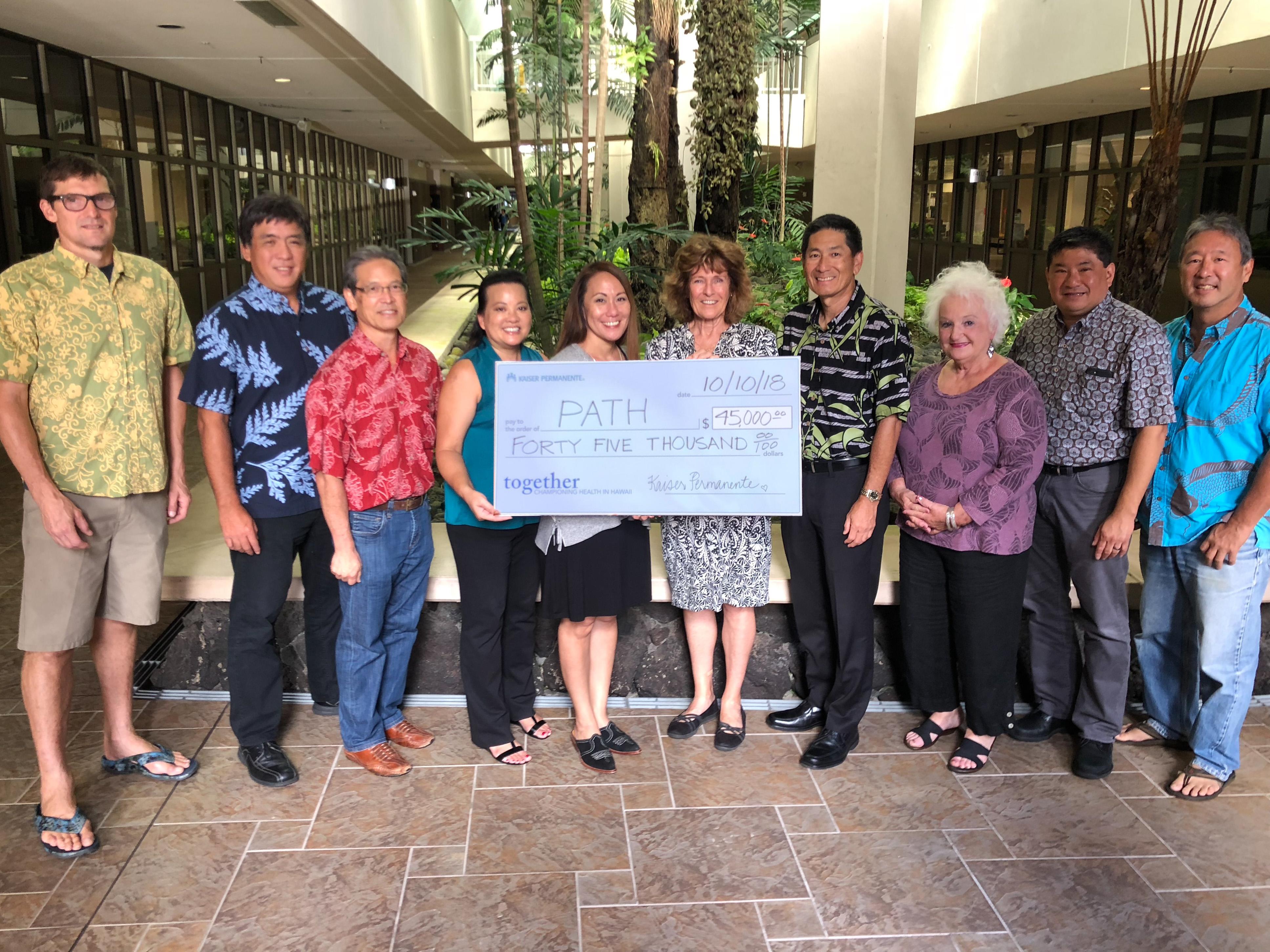 Kaiser Permanente Supports Maui Health Initiatives