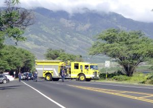 Several Injured in South Maui Outrigger Canoe Accident
