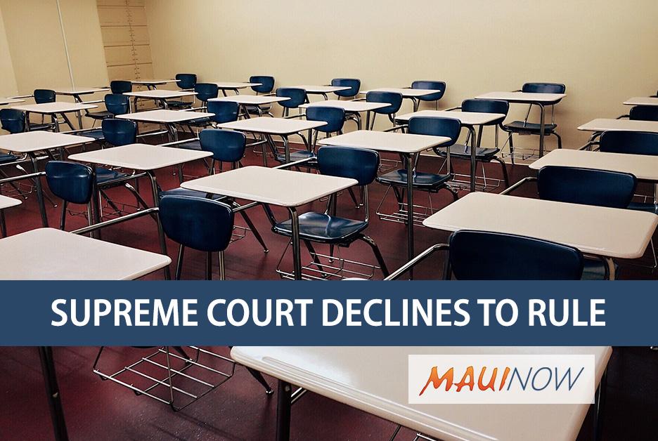 HSTA Releases Statement on Supreme Court Con Am Decision