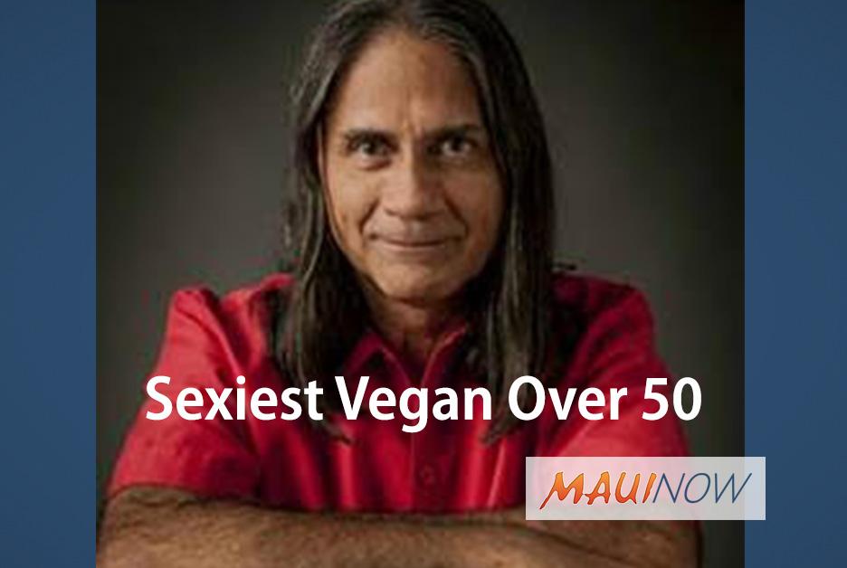 Pā'ia Activist Crowned PETA'S Sexiest Vegan Over 50