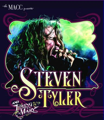 Tickets Go on Sale Oct. 20 for Exclusive Steven Tyler Concert