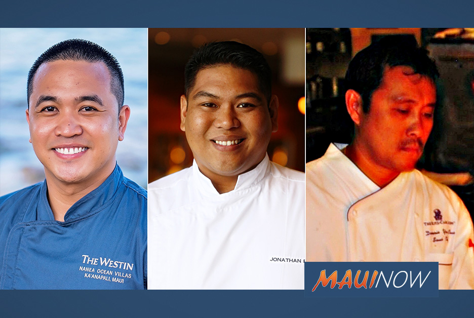 Chefs to Headline Maui Fil-Am Heritage Festival