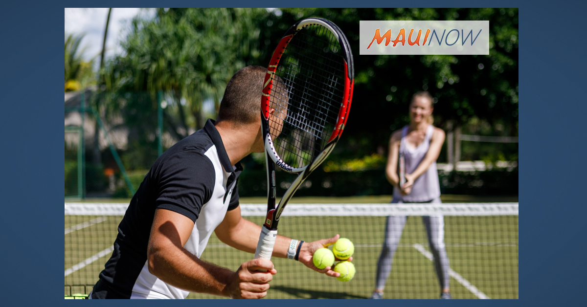 Four Seasons Resort Maui Hosts Topnotch Fantasy Tennis Camp, Nov. 2-6