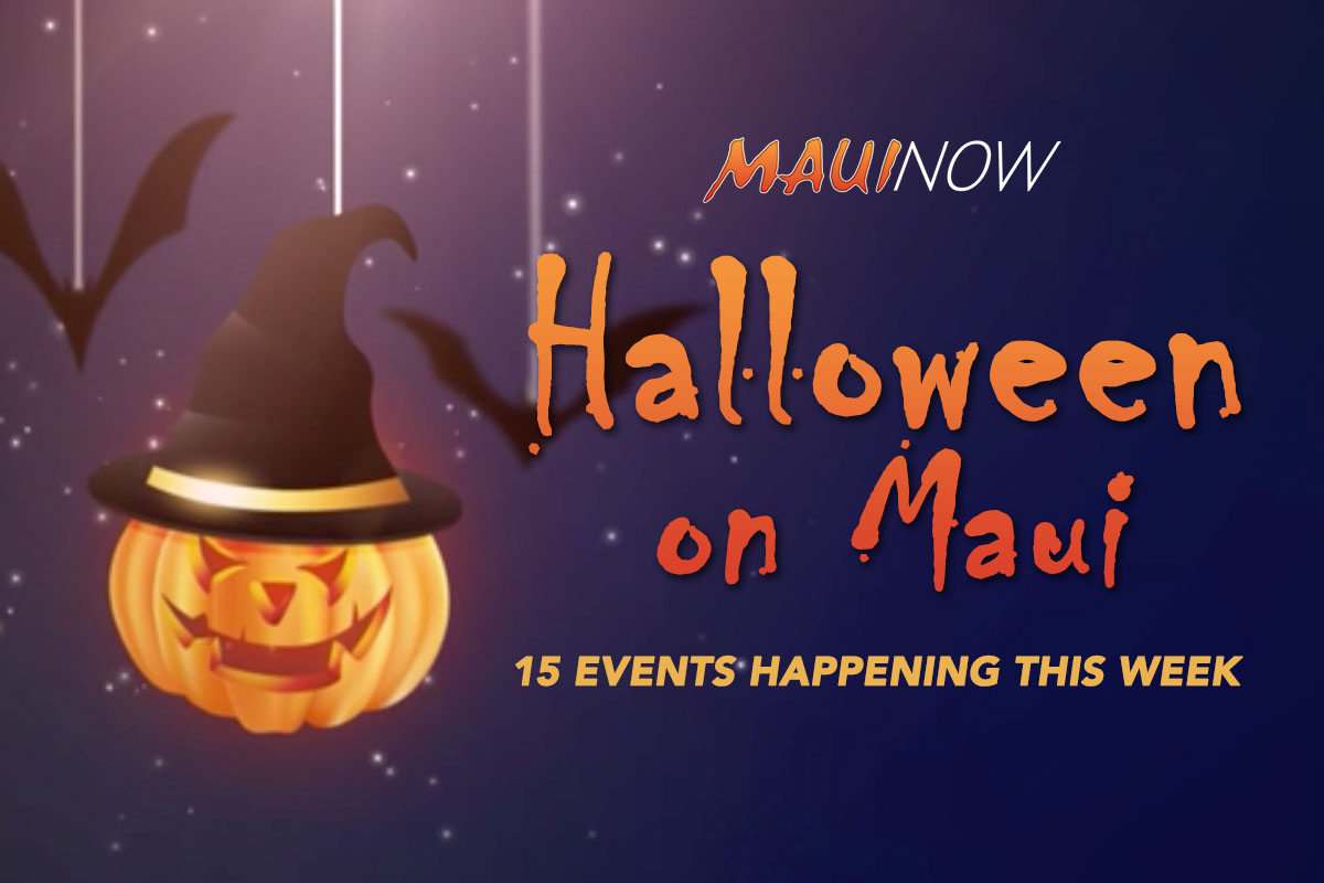 What to Do this Halloween on Maui