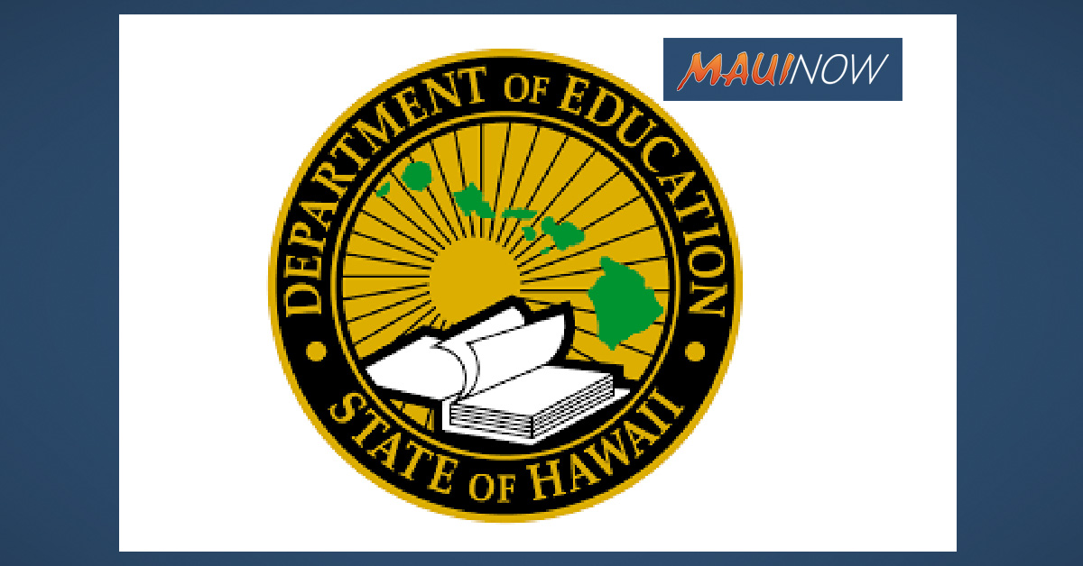 HIDOE's Annual Strive HI Performance Data Impacted by COVID-19