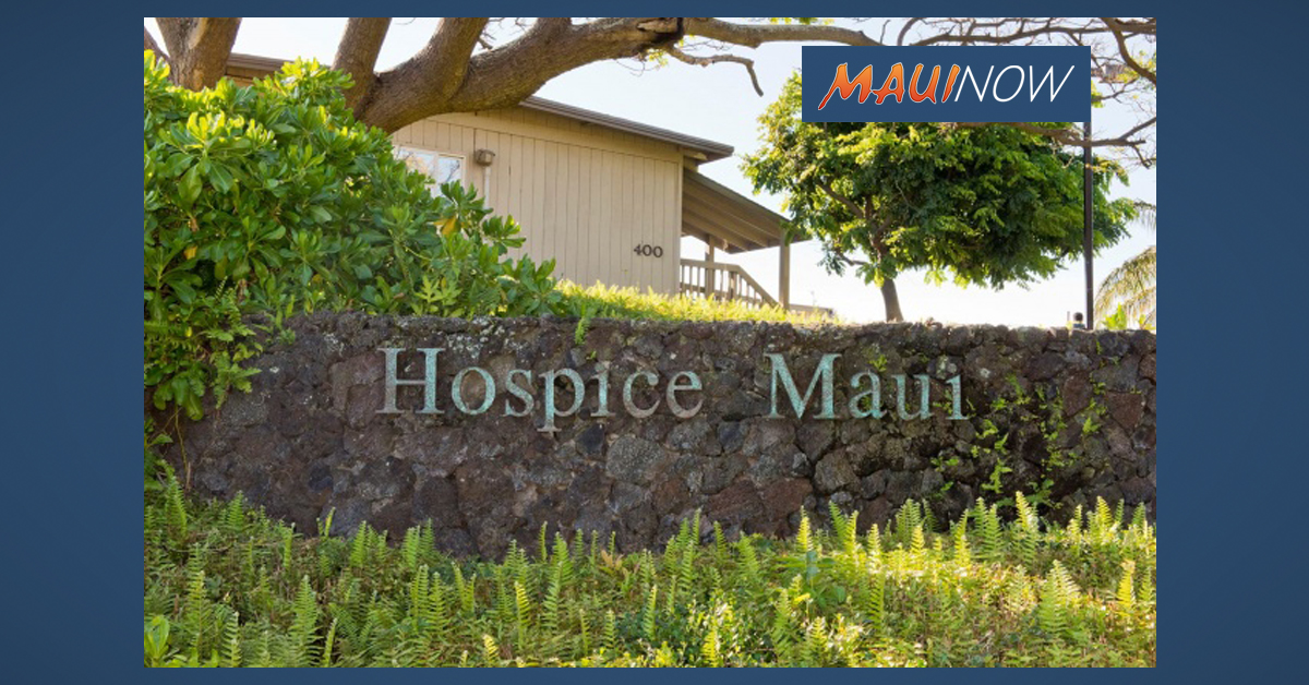 "9th Annual ""Dine Out for Hospice Maui"" Nov. 13"