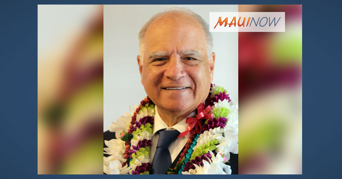 Maui Chief Judge Cardoza Honored as Jurist of the Year
