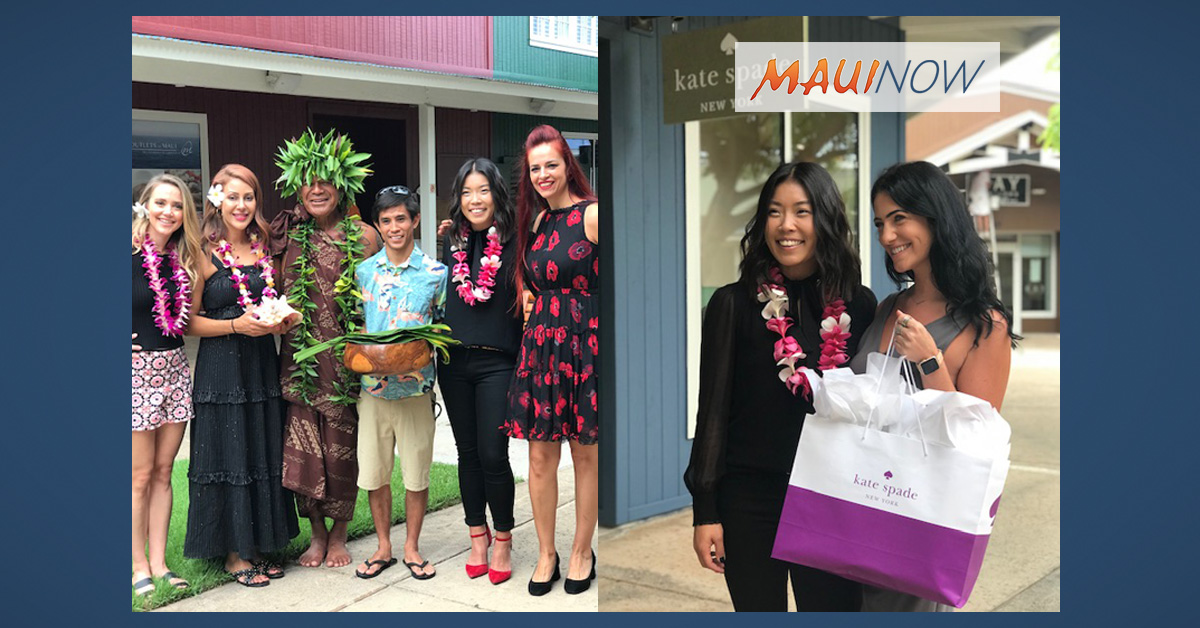 Kate Spade New York Now Open at Outlets of Maui