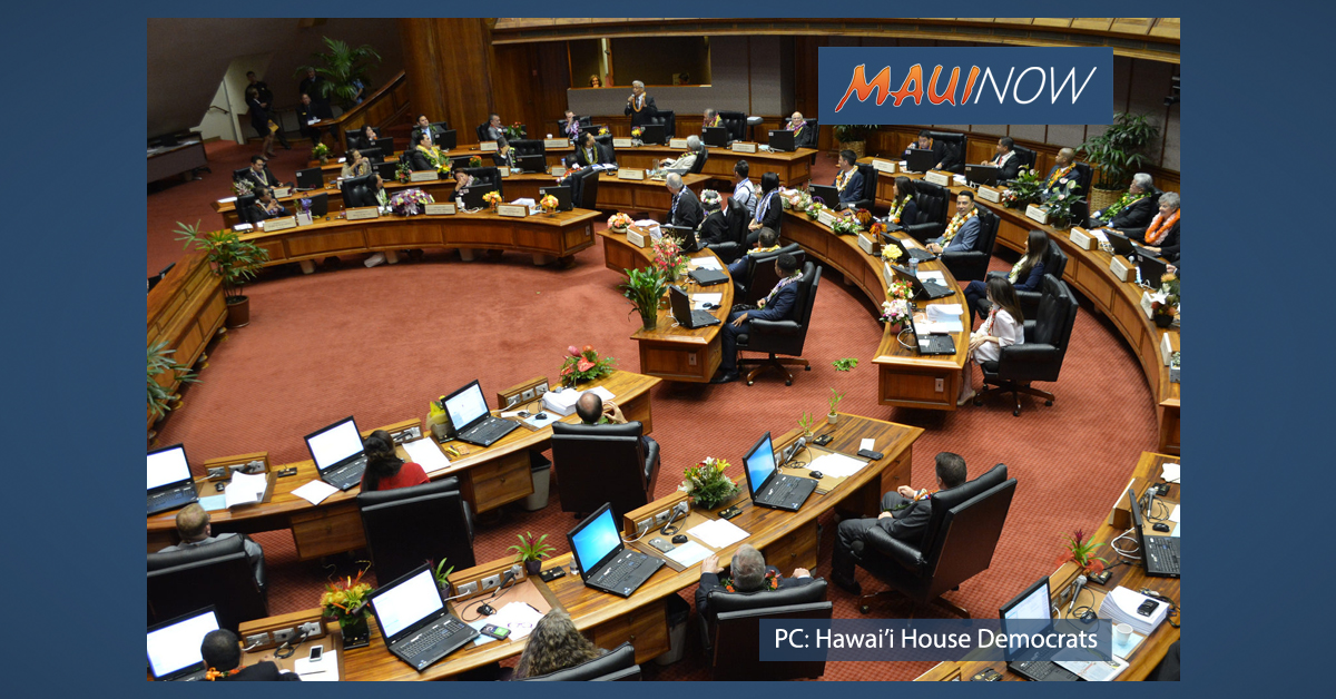 Hawai'i House Leadership, Committee Assignments Announced