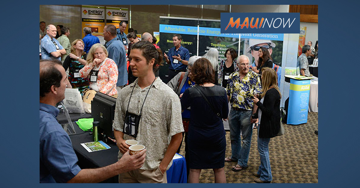 Maui Energy Conference is now the Hawai'i Energy Conference