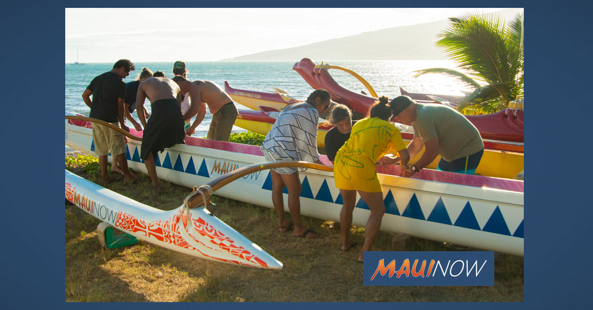 Join Maui Now as we Paddle for Life!
