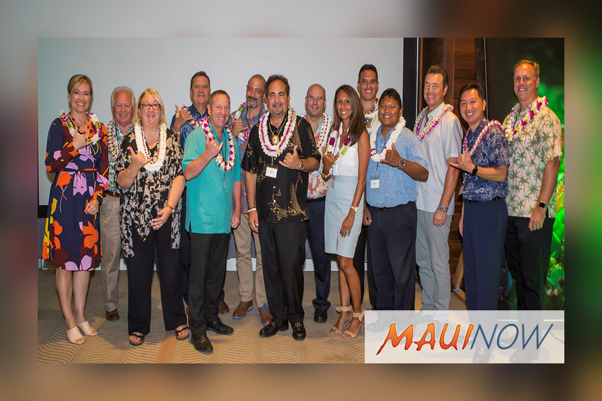 Maui Hotel & Lodging Association Inducts New Board