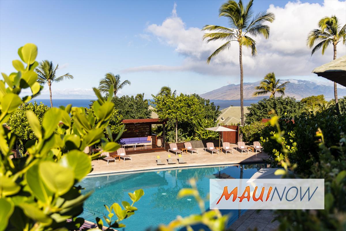 Hotel Wailea Named #1 Resort in Hawaiʻi