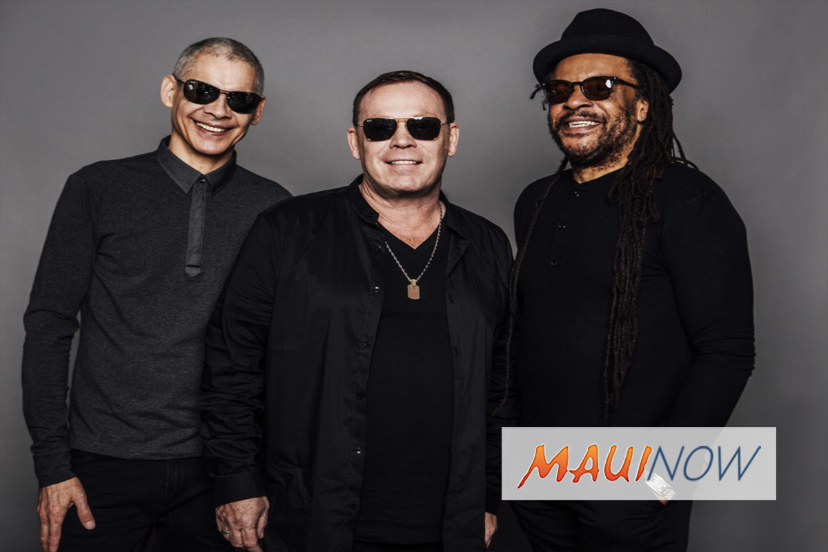 UB40 to Perform at the Maui Arts & Cultural Center