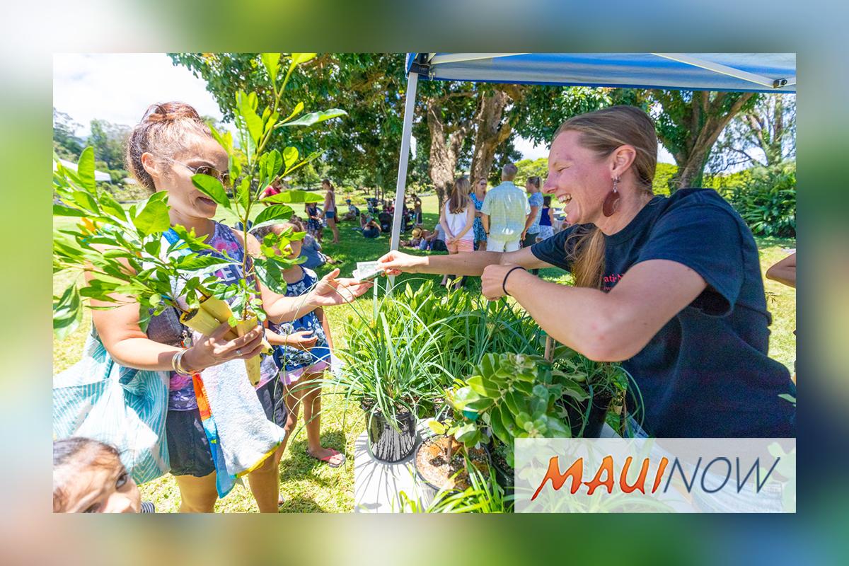 Hui Noʻeau to Host Plant & Craft Event