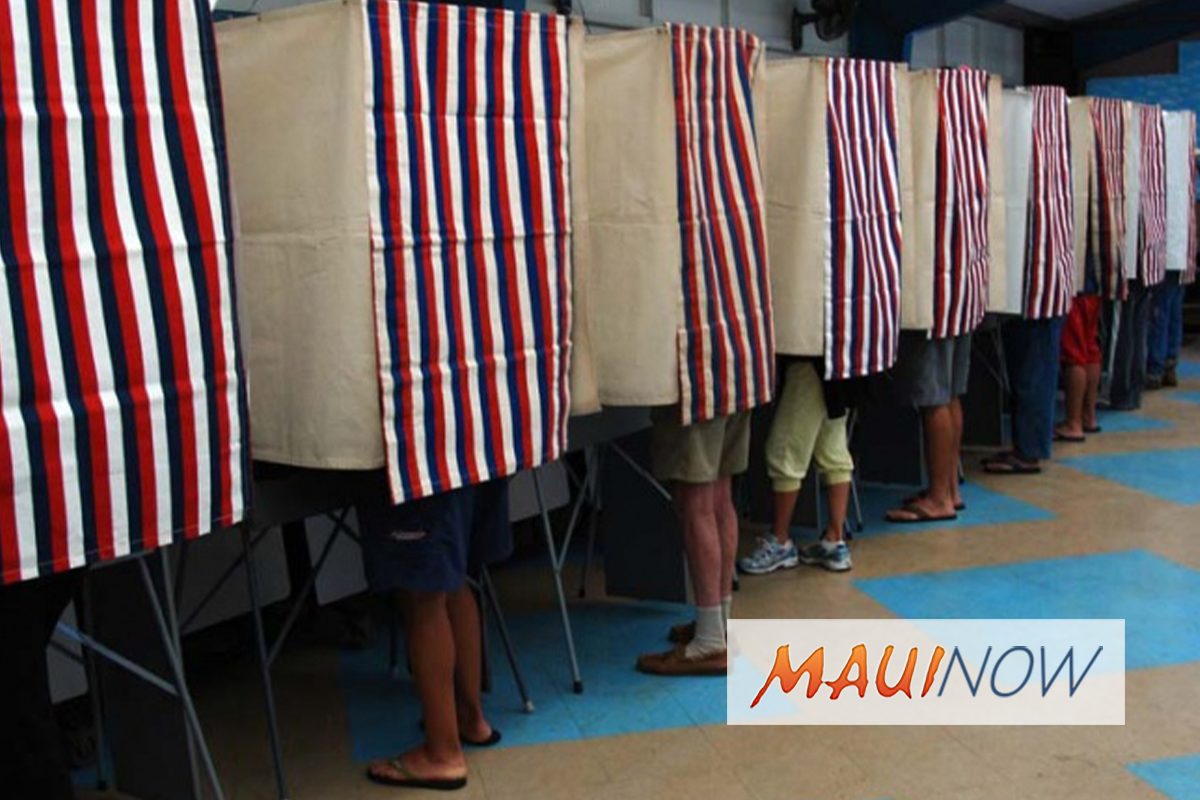Hawaiʻi Named 2nd Least Politically Engaged State